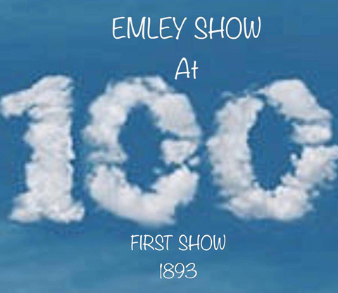 Emley Show at 100: First show 1893