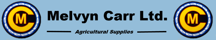 Melvyn Carr agricultural supplies