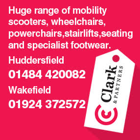 Clark and Partners - Huge range of mobility scooters, wheelchairs, powerchairs, stairlifts, seating and specialist footwear