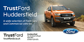 Trust Ford - Huddersfield, St Andrews Road, HD1 6RJ, 01484 429675